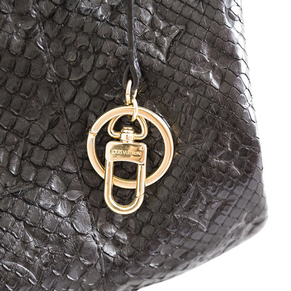"Louis Vuitton ""MM python Artsy"""
