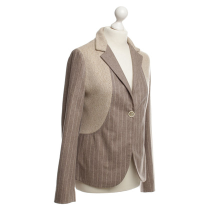 Brunello Cucinelli Pin-stripe Blazer