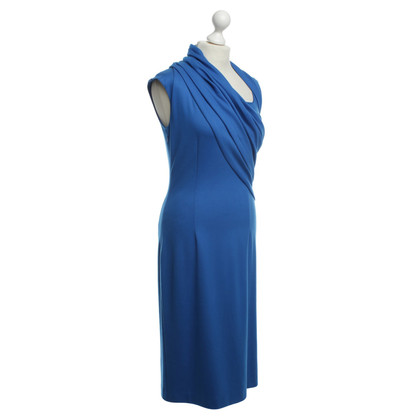 Oscar de la Renta Dress in blue
