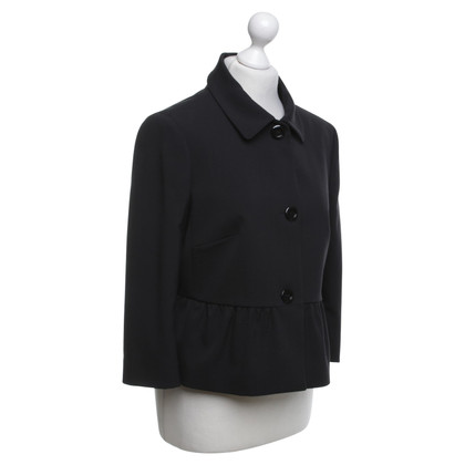 Red Valentino Blazer in Schwarz