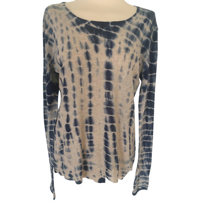 Zadig & Voltaire Light sweater in the Batikprint