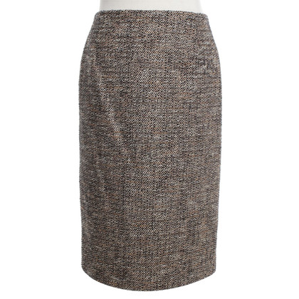 Escada Boucle Rok in Multicolor