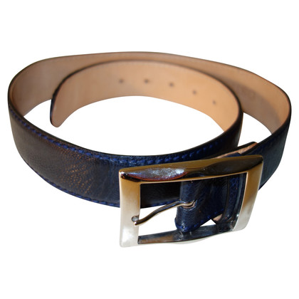 Reptile's House Ostrich leather belt