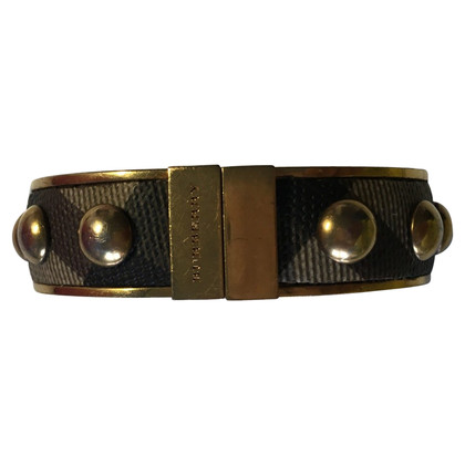 Burberry Armband met klinknagels