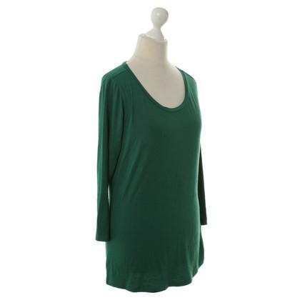 Max Mara Long-sleeved shirt in green