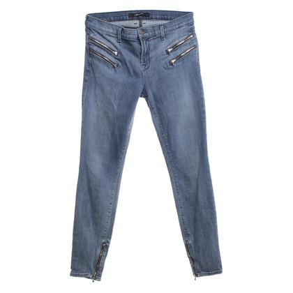 J Brand Skinny Jeans en bleu