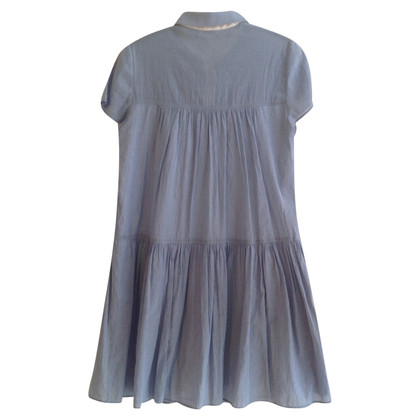 Claudie Pierlot Kleid in Hellblau