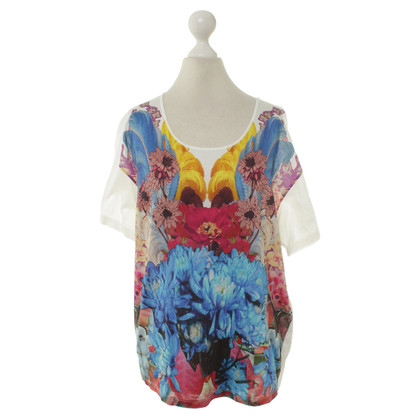 Stella McCartney Oberteil mit floralem Print