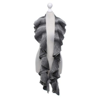 Armani Sjaal in Gray