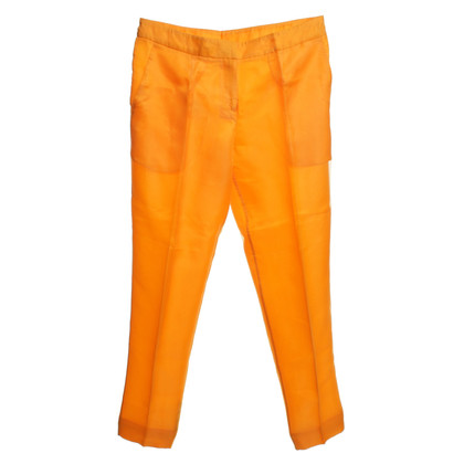 Moschino Pantaloni a Orange
