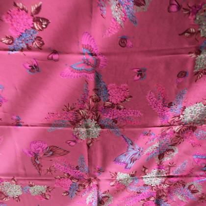 Vivienne Westwood maglione sciarpa di seta