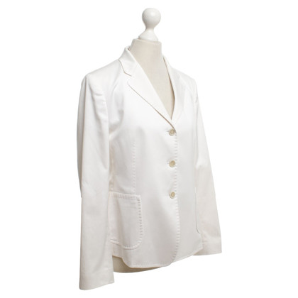 Strenesse Klassieke blazer in wit