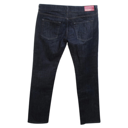 Hugo Boss Jeans in Blauw