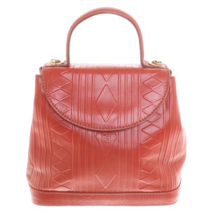 Fendi Small handbag in red