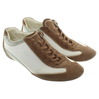 Tod's Sneakers from material mix