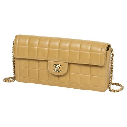 "Chanel ""East West Flap Bag"""