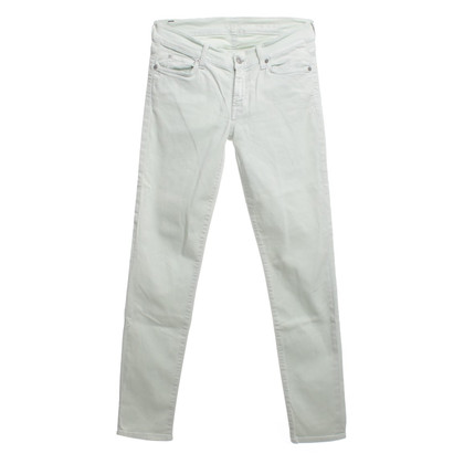 7 For All Mankind Jeans in Mint