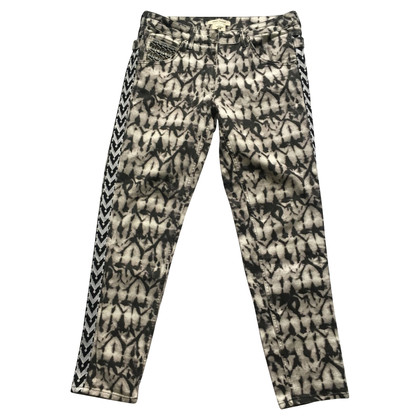 Isabel Marant for H&M trousers with pattern