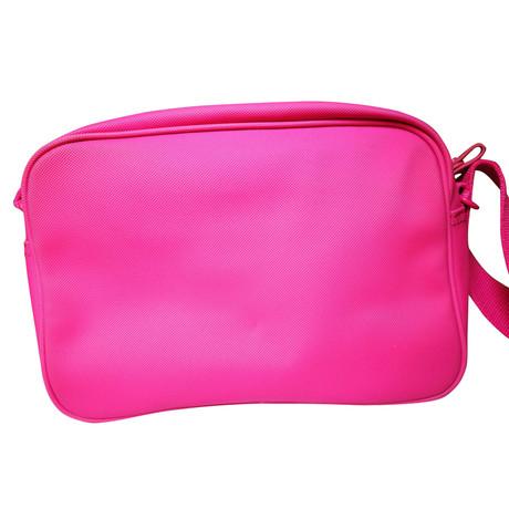 Lacoste Täschchen in Pink Rosa / Pink Um Online-Verkauf Billig Beste Preise Heißen Verkauf Günstiger Preis Verkauf Schnelle Lieferung Billig 2018 Unisex QgMJdW9dE