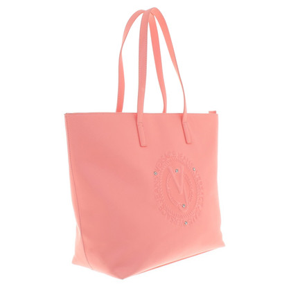 Armani Jeans Shopper in roze