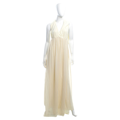 Kilian Kerner Maxi jurk in cream