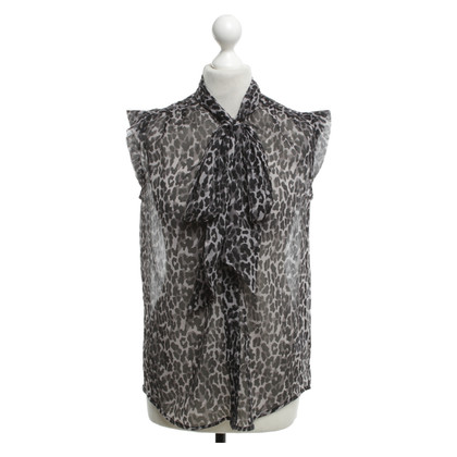 French Connection Blouse met patroon