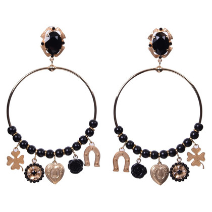 Dolce & Gabbana Earrings with stones