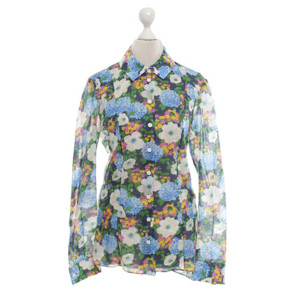 Carven Blouse in multicolor