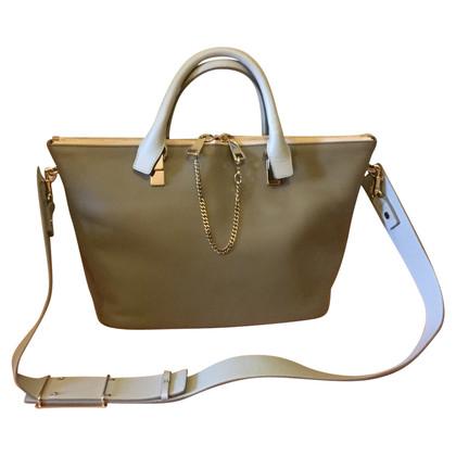 """Chloé """"Baylee bag"""" in Pearl Grey"""