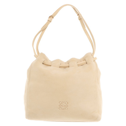Loewe Small handbag made of suede