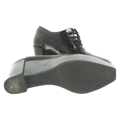 in Robert in Schwarz Schwarz Wedges Clergerie Wedges Schwarz Robert Clergerie HBd7HqIw