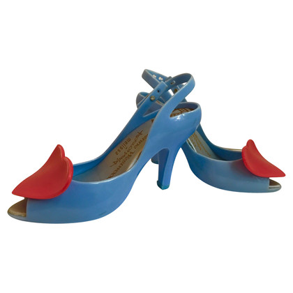 Vivienne Westwood pumps in blu