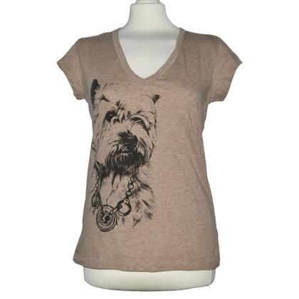 By Malene Birger T-shirt avec motif imprimé