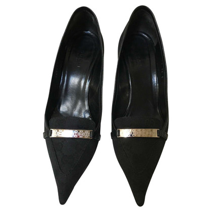 Gucci pumps in zwart