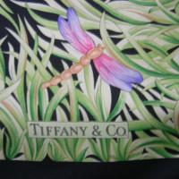Tiffany & Co. silk scarf