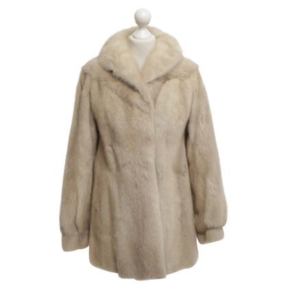 Andere Marke Jacke aus Nerz-Pelz
