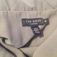 Ted Baker Robe en soie avec motif