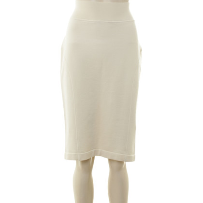 Wolford Knit skirt in cream