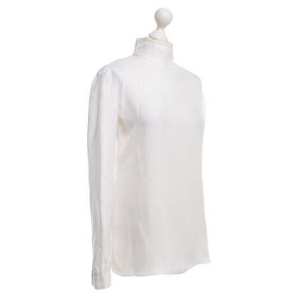 Prada Silk blouse in white