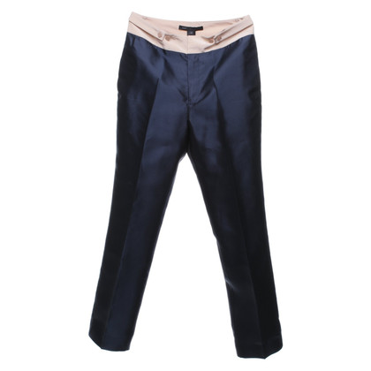 Marc by Marc Jacobs trousers made of silk
