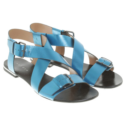 Sandro Sandals in blue