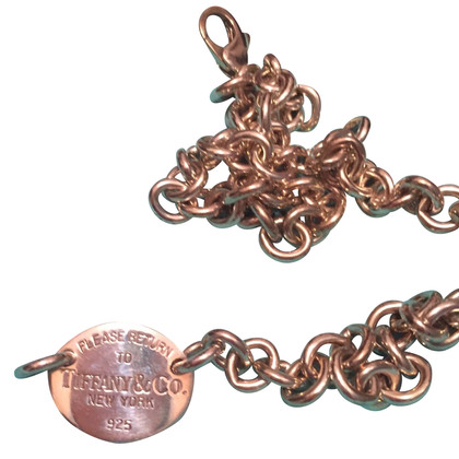 Tiffany & Co. collier « Retour à Tiffany »