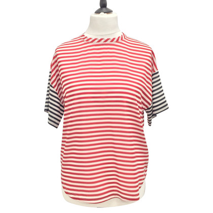 Red Valentino Silk Top