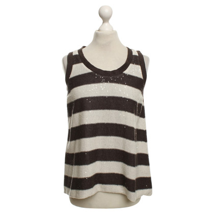 Brunello Cucinelli Sweater with stripes