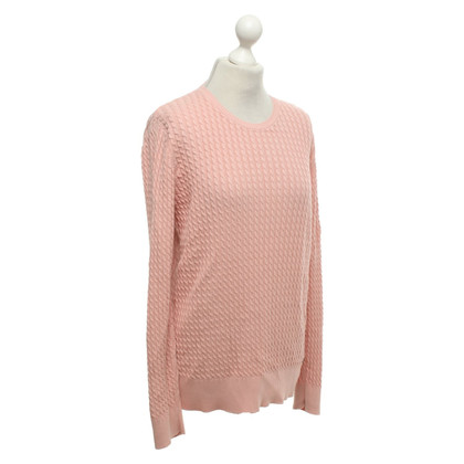 Barbour Sweater in pink