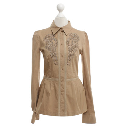 Philosophy di Alberta Ferretti Blouse in Beige