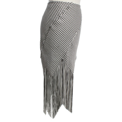 Proenza Schouler skirt with fringes