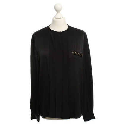 Chloé Silk blouse in black