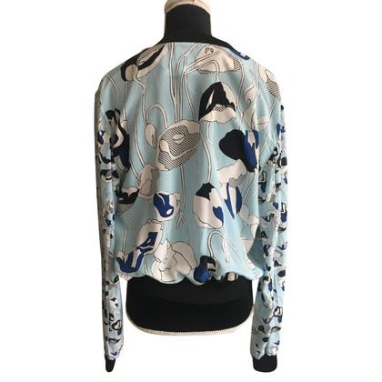 Iceberg giacca di seta