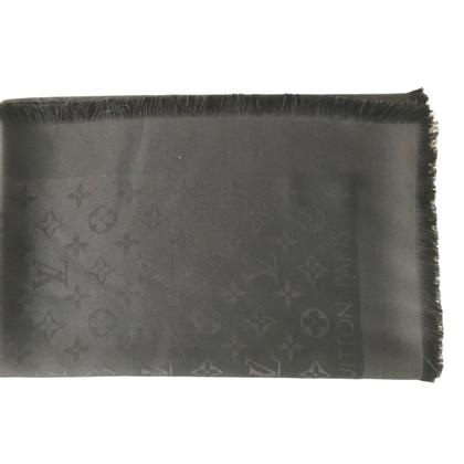 Louis Vuitton Monogram cloth in black